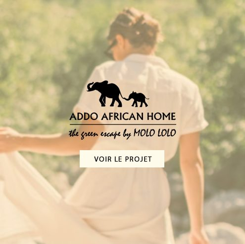 Création du site Addo African Home