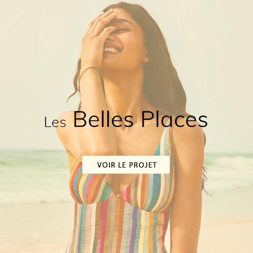 Gestion du site Les Belles Places