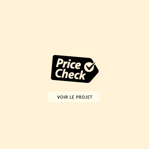 Création d'emailing pour PriceCheck