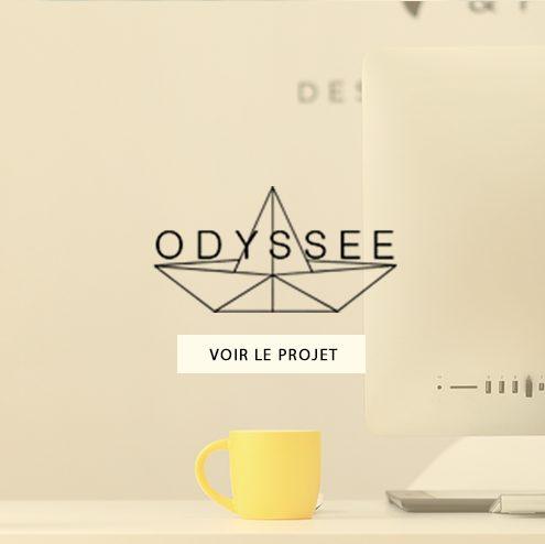 Création d'emailing pour Odyssée RH